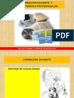 Formación docente y competencias profesionales - Manuel Salvador Saavedra Regalado