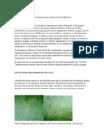 DIAGRAMAS DE FASES CON EUTÈCTICO