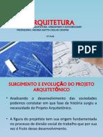 Aula 01 - Arquitetura