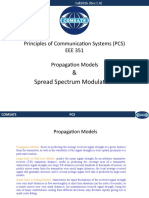 Lecture 24-25- Propagation model