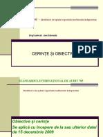 ISA 705_ Modificări ale opiniei raportului auditorului independent 25.09.2010 -