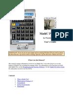 MathU Pro Manual Basico