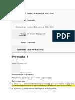 EVALUACION FINAL REGIMEN FISCAL DE LAS EMPRESAS 2