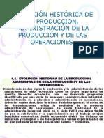 2 mandarEVOLUCION DE LA   PRODUCCIONadministracion-de-procesos-y-de-produccion.ppt