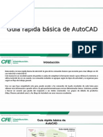 Curso Basico de Autocad CFE
