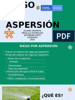 ASPERSION FIN