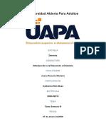 Tarea III - Captures de Sistema de Orientacion.docx