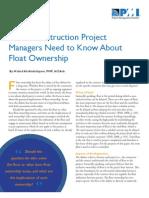 Contractor Float Utilization