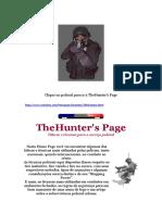 The Hunter's P4ge