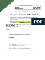 Ley de Hooke ( Practica )
