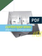 Revista Contemporaneu - Arquitetura Contemporanêa - #01