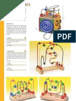 Catálogo don pipo 2010-2011 - Psicomotricidad fina