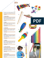 Catálogo don pipo 2010-2011 - Música