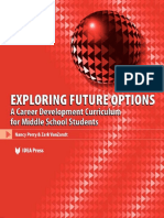 Nancy Perry, Zark Vanzandt - Exploring Future Options_ A Career Development Curriculum for Middle School Students (2006)