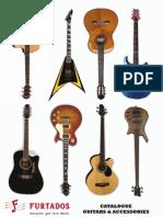 Guitar Catalogue - June 2010