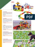 Catálogo don pipo 2010-2011 - Juegos simbólicos