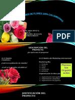 EXPORTACIONES DE FLORES