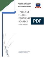 TALLER DE BOMBAS (recuperación)