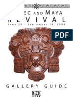 Aztec and Maya Revival Exhibition Guide