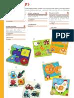 Catálogo don pipo 2010-2011 - Encajes y puzzles