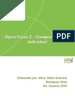 Open Class S2 Comportamiento individual.pptx