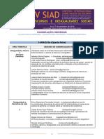 [IV SIAD 2016]  Programação Comunicações Individuais - Preliminar.pdf