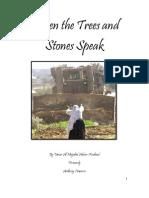 When the Trees and Stones Speak PDF