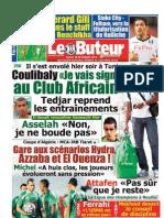 LE BUTEUR PDF du 28/12/2010