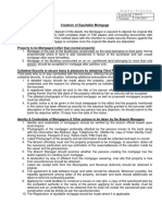 creation of equitable mortgage .pdf