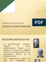 TEORIAS DE LA Escuel Estructuralista EN AMERICA.pptx