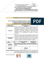 Ficha de Actividades Contingencia 3 Al COVID