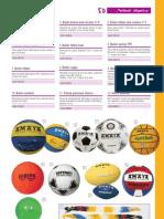 Catálogo don pipo 2010-2011 - Material deportivo
