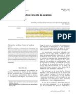 A_Peña - O_Paco - - Medicina alternativa Intento de analisis
