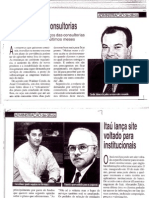 Mais serviços para as consultorias - May2000 - Investidor Institucional