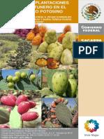 manejo de plantaciones de nopal tunero en el ... - INIFAP Zacatecas.pdf