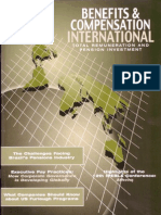 The Challanges Facing Brazil's Pensions Industry - Sep2009 - Benefits & Compensation International