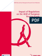 EDHEC Impact Regulations ALM Euro Pension Funds