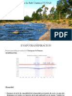 PPTs final hidrologia