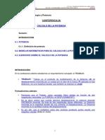 C6b. Física I. POTENCIA (1)