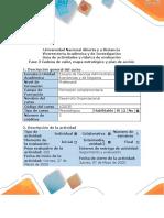 Guía de actividades y rúbrica de evaluación - Fase 3 -  Cadena de valor, mapa estrategico y plan de accion.pdf