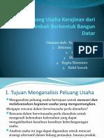 Presentasi Prakarya Kelompok 2 XI MIPA 3