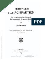 – Dreihundert Schachpartien  ein Lehrbuch des Schachspiels für geübte Spieler by Tarrasch, Siegbert (z-lib.org).pdf