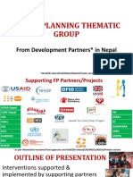 Family planning thematic group -22022016