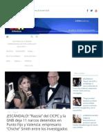 ¡ESCÁNDALO! _Razzia_ del CICPC y la GNB deja 11 narcos detenidos en Punto Fijo y Valencia_ empresario _Chiche_ Smith entre los investigados _ CCNesnoticias.pdf