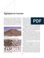 Aggregates for Concrete