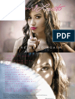 Demi Lovato - Here We Go Again (Digital Booklet)
