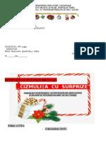 2019 - Simpozion si Concurs -  Cizmulita cu surprize-1