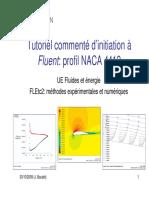 Tutoriel_Fluent_airfoil_profil_(J. Boudet)
