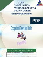 OSH PROGRAM
