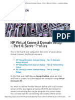 HP Virtual Connect Domain Setup – Part 4_ Server Profiles – Juanma's Blog